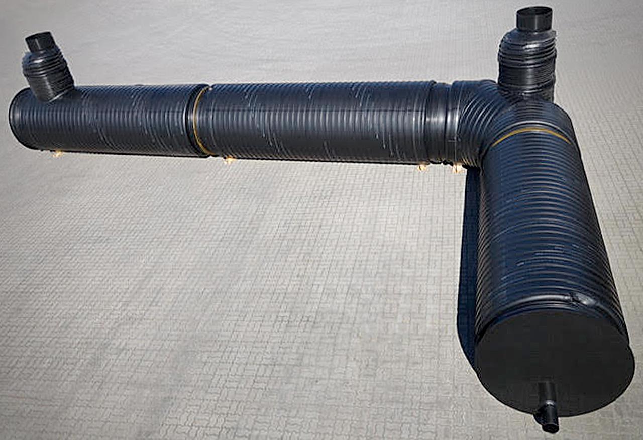 Kaczmarek Malewo - System Studni Diamir 3200